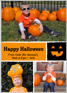Halloween 2015 card